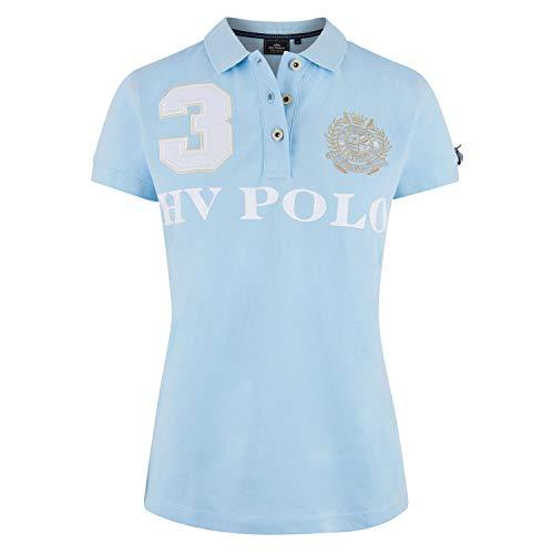 HV Polo Favoritas Poloshirt, Hv Polo farben:Light Blue, Hv Polo größen:XL