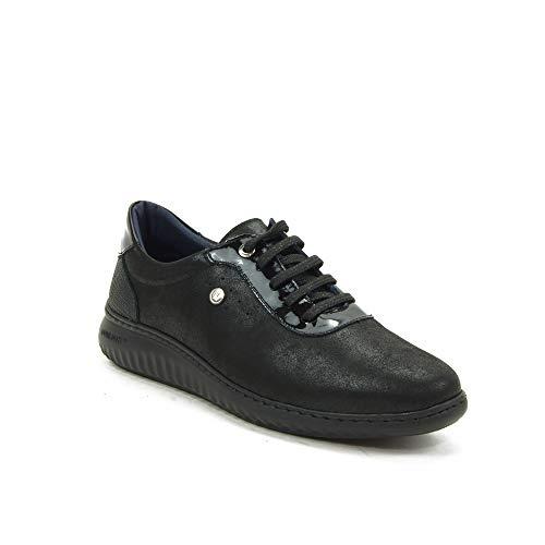 Notton - Zapato Casual 3106-N para: Mujer Color: Negro Talla: 37
