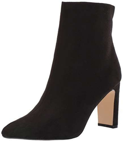 Chinese Laundry Women's Erin Ankle Boot, Black Suede, 7.5 M US