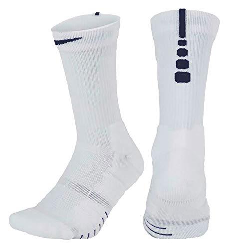 Nike Elite Quick Crew - Calcetines para hombre (1 par) - - X-Large
