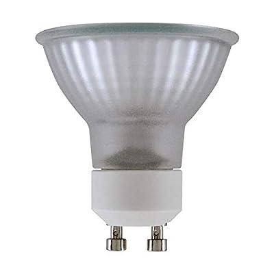 GE Basic 3-Pack 50 W Equivalent Dimmable Warm White Mr16 LED GU10 pin Base 120V Light Fixture Light Bulbs