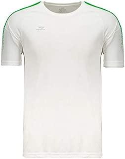 Camiseta Penalty Ataque Branca e Verde