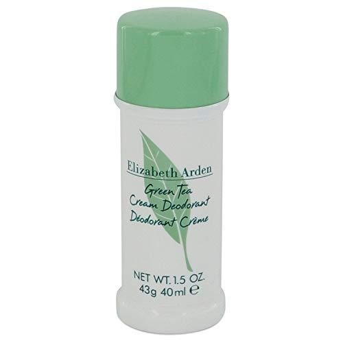 Perfume for Women Green Tea Deodorant Cream By Elizabeth Arden 1.5 oz Deodorant Cream ·charming·
