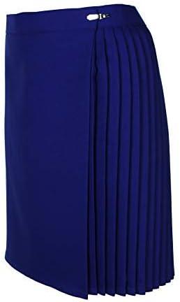 Girls School PE Sports Games Skirt Navy Blue