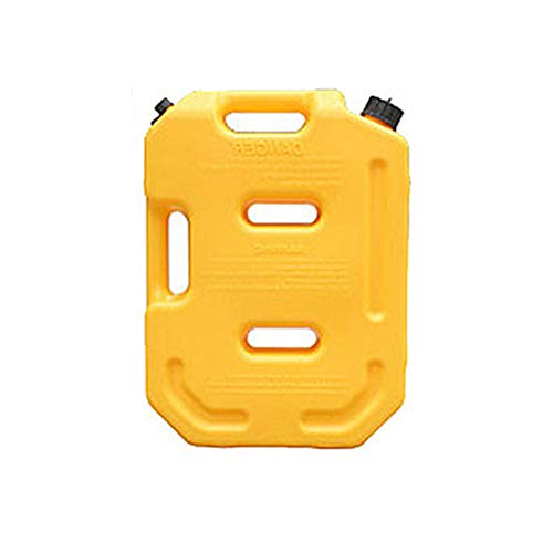 ZWB Bidón para Combustible para Camiones Motocicletas 10L 20L 30L Barriles de Combustible Recambio de Gas Contenedor Anti-estático Jerry Puede Alimentar el Tanque Diesel de Gasolina