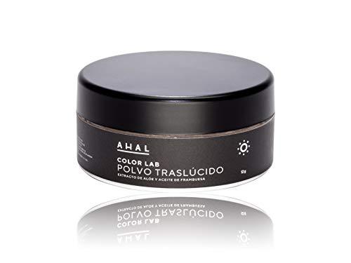 Ahal – Polvo Traslúcido con extracto de aloe y aceite de Frambuesa (12 g)