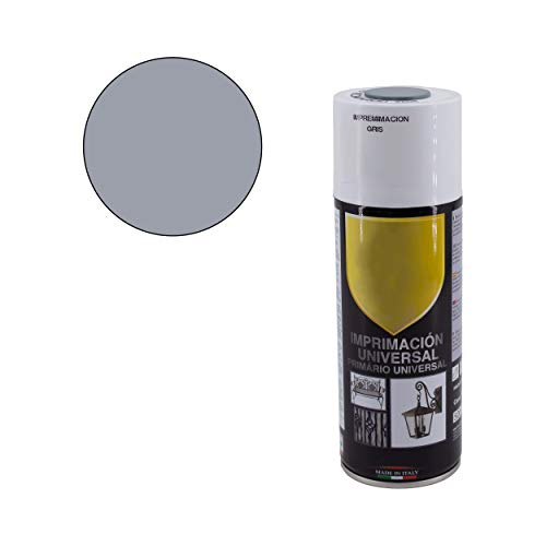 Pintura Spray Imprimación Gris 400 Ml