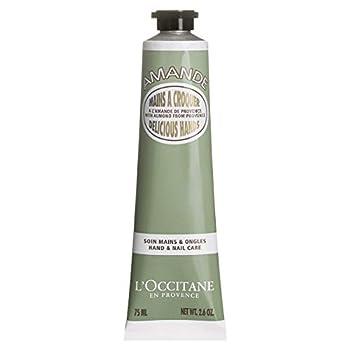 L Occitane Almond Delicious Hands Moisturizing Hand Cream 2.6 oz