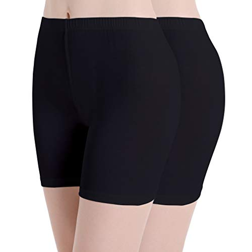Women's Relaxed Short Shorts Lace Sexy Legging Under Dress Fitness Bike Shorts