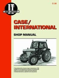 Case 2094 Selling rankings Tractor Max 74% OFF Service IT Shop Manual