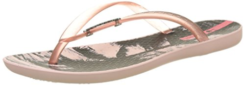 Ipanema Wave Tropical Fem, Chanclas para Mujer, Rose Pink, 38 EU