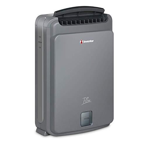 Inventor Rise RS3ION, Desiccant 8L/Tag Luftentfeuchter mit Ionisator, Ohne Kompressor