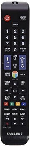Samsung BN59-01198Q Telecomando di ricambio per TV, colore: nero