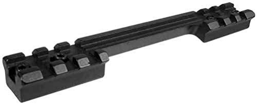 UTG MNT-RM700S Scope Mount for Remington 700 Short Action Rifle, Steel Soporte acción Corta, Acero, Negro