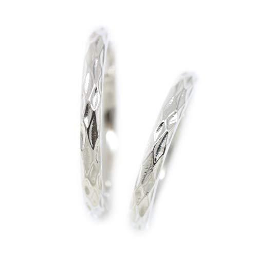[ココカル]cococaru ペアリング 結婚指輪 プラチナ Pt900 2本セット マリッジリング 日本製 (レディースサイズ11号 メンズサイズ12号)