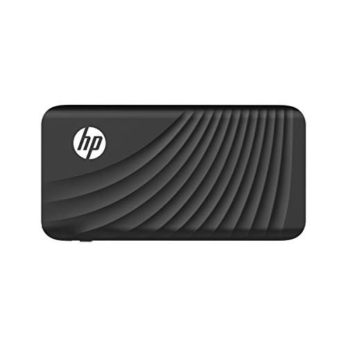 HP 512GB ポータブルSSD P800シリーズ Thunderbolt3 Type-C/3D TLC/DRAMキャッシュ搭載/3年保証 3SS20AA#UUF