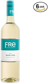 Sutter Home Fre Moscato Non-alcoholic Six Pack