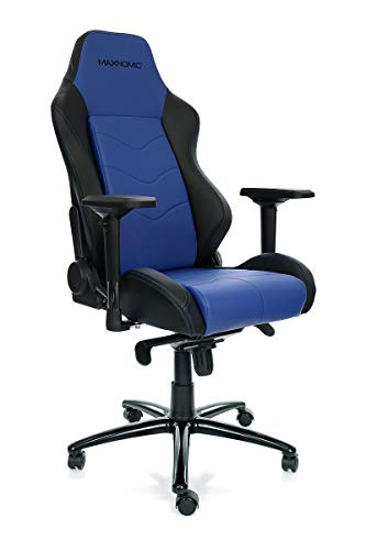 MAXNOMIC Dominator (Blue) Premium Gaming Office & Esports Chair