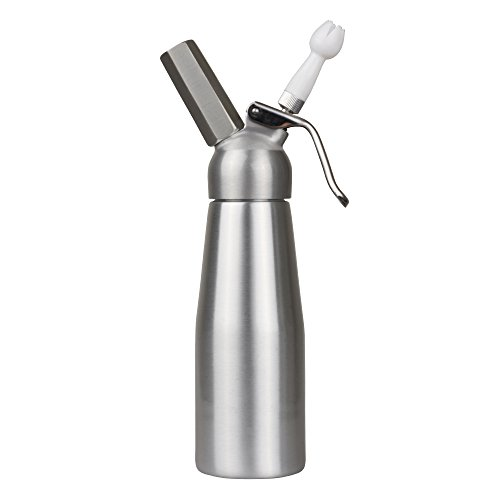 It's Useful At Home Whip Cream Maker - Aluminum with Plastic Head