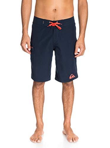 Quiksilver Men's Everyday 21 Inch Boardshort, Navy Blazer, 36