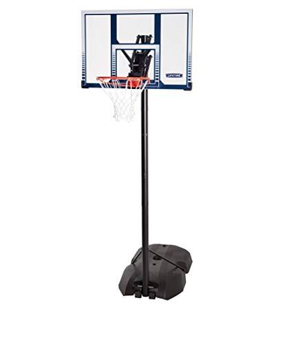 LIFETIME 90001 - Canasta baloncesto ultrarresistente LIFETIME altura regulable 244/305 cm uv100
