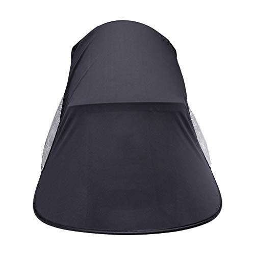 ZZALLLCochecito de bebé Universal Parasol Visera Cochecito Anti-UV Protector Solar Cubierta de Dosel Capucha