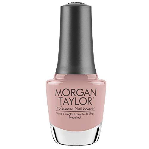 Morgan Taylor Vernis Gel Dancing & Romancing Soft Pink Crème