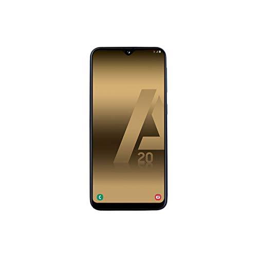 "Samsung Galaxy A20e - Smartphone de 5.8"" Super Amoled (13 MP, 3 GB RAM, 32 GB ROM), Color Azul [Versión Española]"
