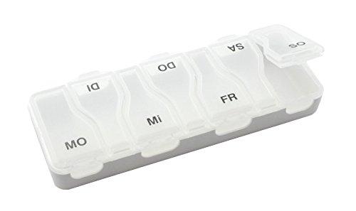 Medi-7 Uno Medikamentendosierer für eine Woche Tablettenbox, 1 St.