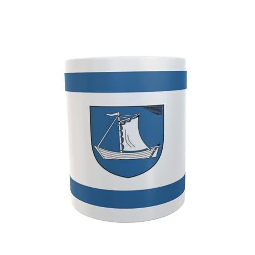 U24 Tasse Kaffeebecher Mug Cup Flagge Greven