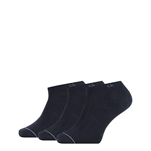 Calvin Klein Liner Thomas Socks Calzini, Blu Navy, Taglia unica Uomo