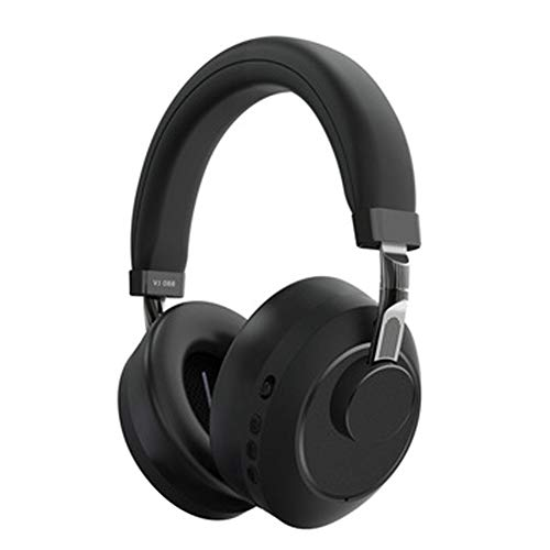TEMP Casque Gaming Headset Music Headphones Wireless Bluetooth Headset, 7.1 Virtual Surround Sound Subwoofer Audio Recognition ANC Active Noise Reduction with Microphone for Computer