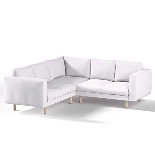 Dekoria Norsborg 1028-702-34 - Funda para sofá de 4 plazas de IKEA norsborg Corner funda para sofá, norborg 4 Seater Corner de IKEA norsborg