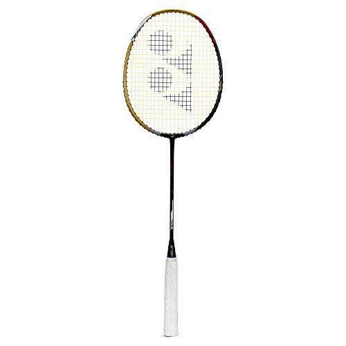 YONEX Voltric 200LD Strung Badminton Racquet (Gold, G4, 80-84.9 Grams, 24 lbs)