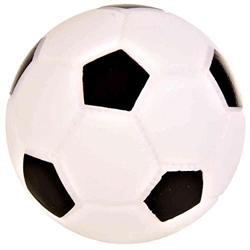 Trixie Vinyl Soccer Ball, 10 cm