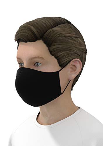 AVANTEX 3er Packung AVANTEX Baumwoll Community Maske