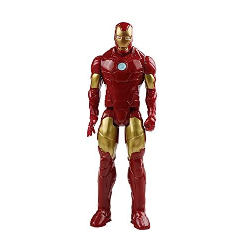 30cm Marvel Super Héroes Vengadores Final Thanos Hulk, Thor, Capitán América, Wolverine Veneno Figuras de acción de Juguete muñeca para Chico (C no Box)