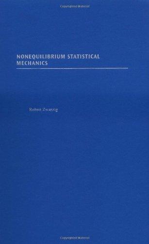 Nonequilibrium Statistical Mechanics (English Edition)