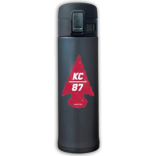 Top Wholesale KC87 by 1 van 100 reismok, roestvrij staal, thermische mok, vacuümfles, lekvrije koffiemok met BPA-vrij, Easy-Clean deksel, Keeps Cold of Hot