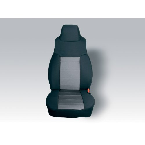 Rugged Ridge 13213.09 Seat Cover Kit, Front,...