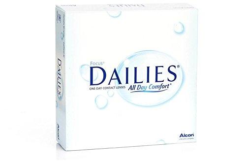 Focus DAILIES - 2x90er Box (Dioptrien: -3,00 / Basiskurve: 8,60 / Durchmesser: 13,80)