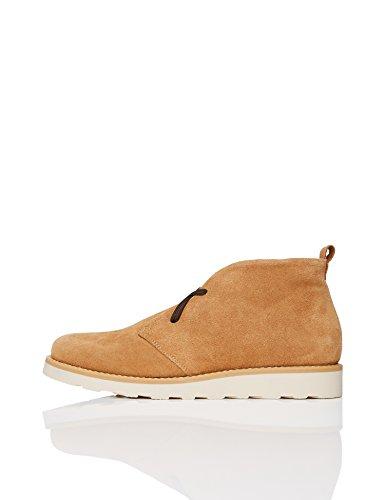 RED WAGON Jungen Muck Desert Boots, Braun (Sand) ,25.5 EU