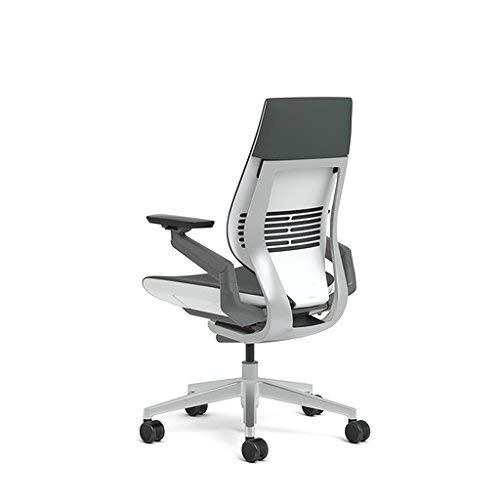 Steelcase Gesture Chair, Graphite - 442A40- 5S25