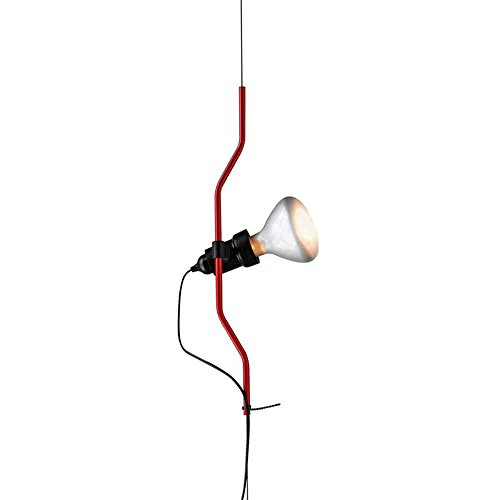 Flos Parentesi dimbare vloerlamp rood 220 volt