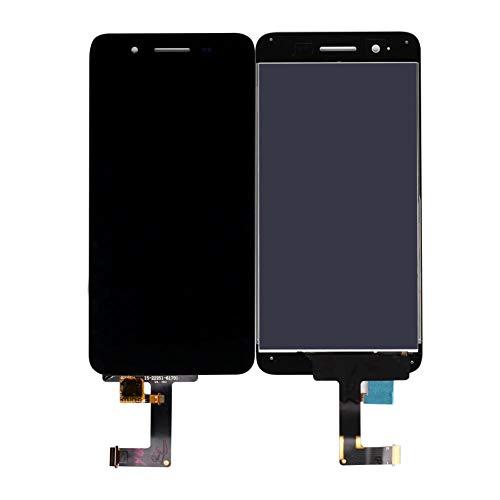 un known Reemplazo Compatible Teléfono móvil de Pantalla táctil LCD for Huawei GR3 / Disfrute 5S / P8 Lite Smart Display LCD (Color : Black, Size : 5.0')