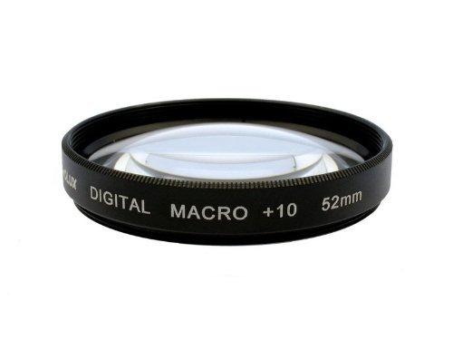 AADigital 58 mm 10 + lente Macro y-up accesorio para Canon EOS,...