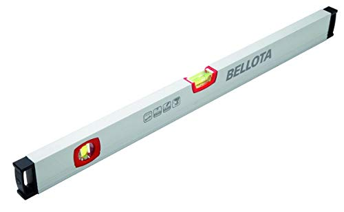 Bellota 50101100 - Nivel tubular, 560 g, 1000 x 50 x 20...