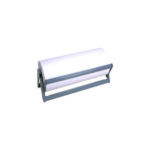 Bulman 36' Wall Mount Serrated Paper Dispenser / Cutter