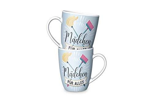 La Vida Kaffeebecher Mädchen für Alles
