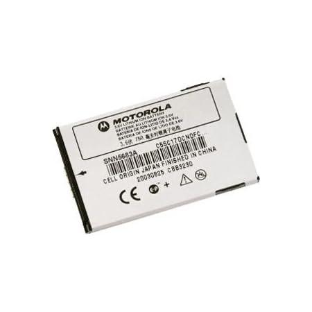 Motorola OEM Slim 780mAh Lithium Battery